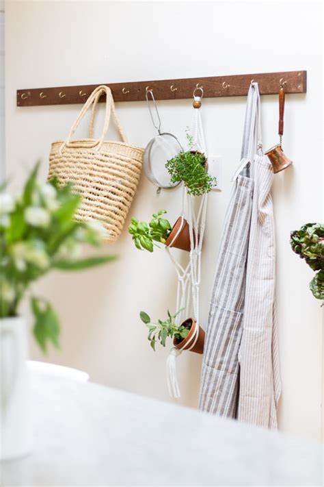 diy hanging herb garden diy hanging herb garden made from a macrame plant holder