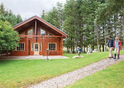 Hoseasons Country Cottages by Log Cabins Scotland Rentals