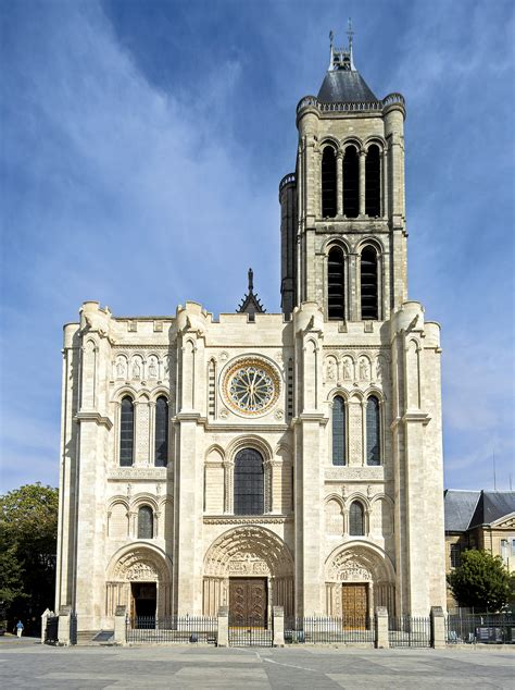 When Was The First House Built by Saint Denis The Basilica In A Lovely Book Paris Diary