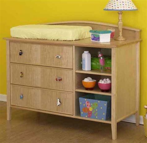 Baby Changing Table Woodworking Plans Baby Changing Table And Dresser Woodworking Plan Indoor Home Kid Bedroom Furniture Project Plan