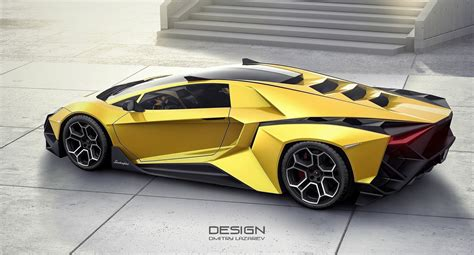 The Car Lamborghini by The Lamborghini Forsennato Would Be A Proper Raging Bull