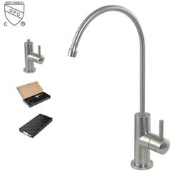 Kitchen Water Faucets Nsf Stainless Steel Kitchen Filter Faucet Water Filtration Ro Faucet With Cupc