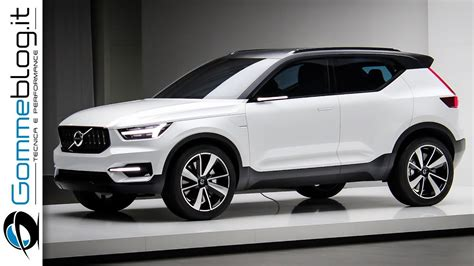 2019 volvo suv volvo xc40 2019 small great suv official teaser