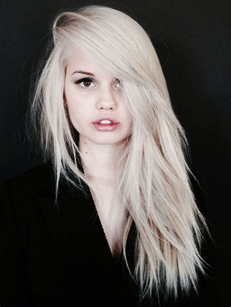photos of extreme platinum blond hair 30 trendy and beautiful long blonde hairstyles