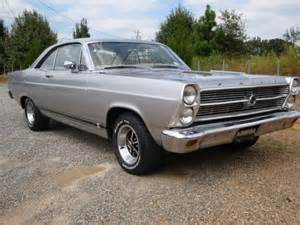 sell used 1966 ford fairlane gt real s code 390 4 speed in