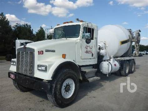 kenworth concrete truck kenworth w900 mixer trucks asphalt trucks concrete