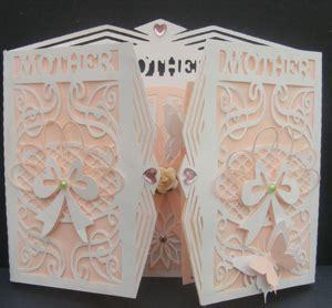 fancy card template craft robo gsd file template fancy s day door card