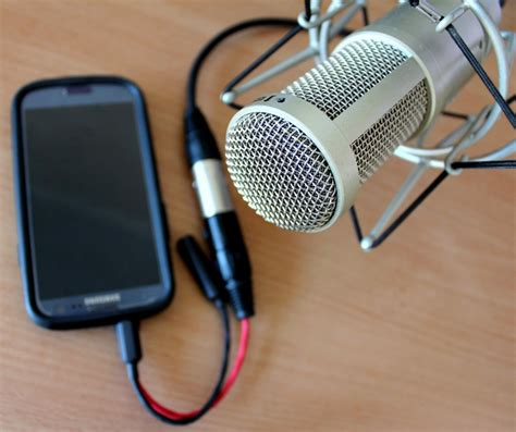 turn your android into a microphone for your pc akıllı telefon