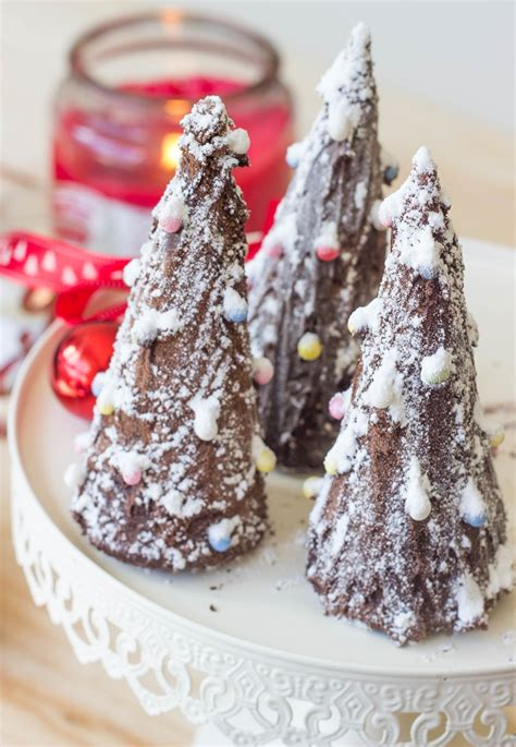 black forest cheesecake christmas trees yum goggle