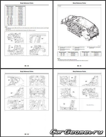 best auto repair manual 2006 subaru b9 tribeca auto manual кузовные размеры subaru tribeca b9 2006 2007 body repair manual