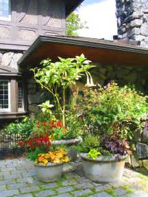 Best Plants For Outdoor Patio by Outdoor Pot Plants Home Exterior Design Ideas