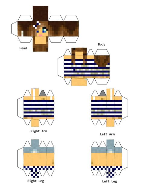 Papercraft Guide - minecraft papercraft guide papercraft skins