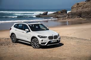 bmw x1 2016 2017 autoevolution
