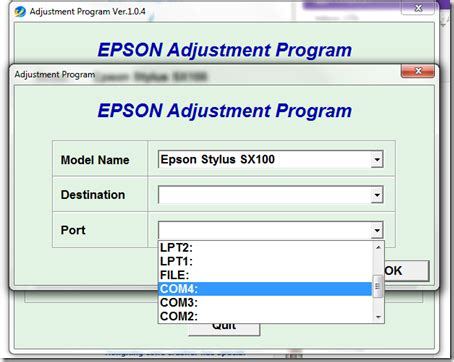 download drivers epson sx100 softinteriors adjprog exe epson sx130