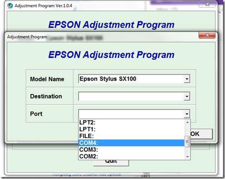 epson nx530 resetter adjprog exe epson sx130