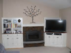 Bookcase Store Austin Custom Made Cabinets Around Fireplace By Meisterbuilders