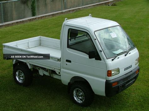 Suzuki Carry 4x4 1997 Suzuki Carry 4x4