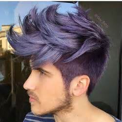color hair must see hair color ideas for mens hairstyles 2017