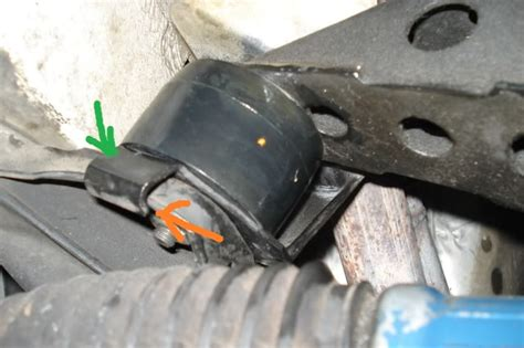 how to change motor mount on a 2010 kia sportage changing e30 engine motor mounts diy rts your total