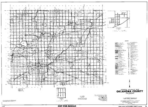 sections in a township section township range map oklahoma 28 images logan
