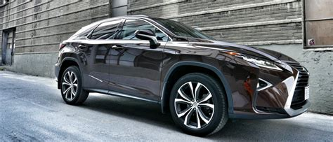 the best suv the lexus rx 350 takes on 4 of the best luxury suvs for