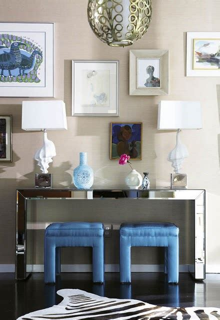 A Lived In Home Ways To Style A Console Table Styling A Sofa Table