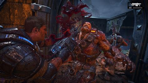 Of War by Gears Of War 4 Review Bit Tech Net