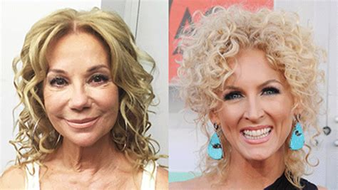 how to get kathy lee giffords hair how to get kathie lee gifford s curly hairstyle on today
