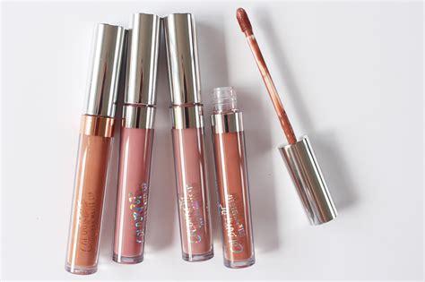 Sale Colourpop Matte X Lippie Stix Limited Edition Trust Me colourpop haul swatches impressions cassandramyee nz