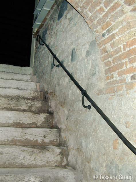corrimano in ferro corrimano in ferro battuto per scale interne scala a