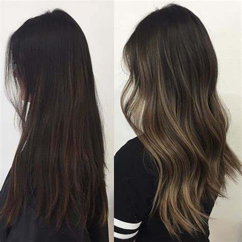 medium brown hair balayage pictures to pin on pinterest looks que debes intentar en tu cabello este 2017 11