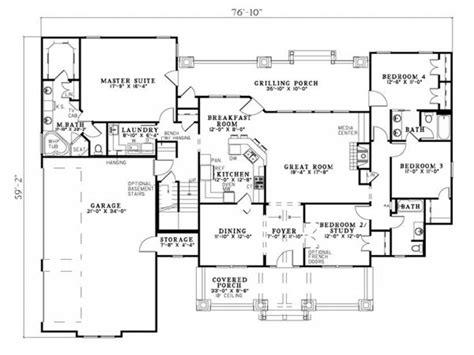floor plans craftsman craftsman house floor plans open floor plans craftsman