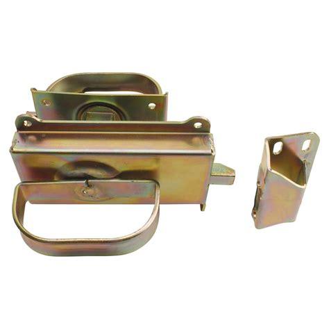 swinging door latch zinc plated swinging door latch for 1 3 4 quot to 2 1 2 quot doors
