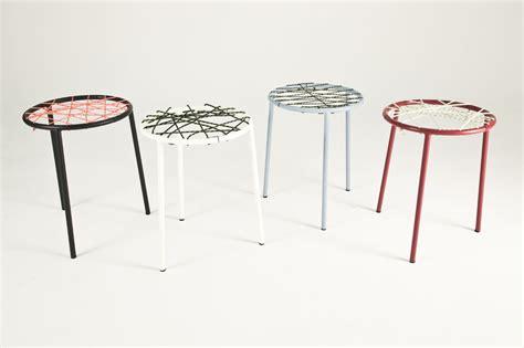 design milk diy customizable diy string stool by not tom design milk