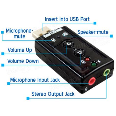 Berapa Sound Card Usb usb to 3d audio sound card adapter 7 1 channel