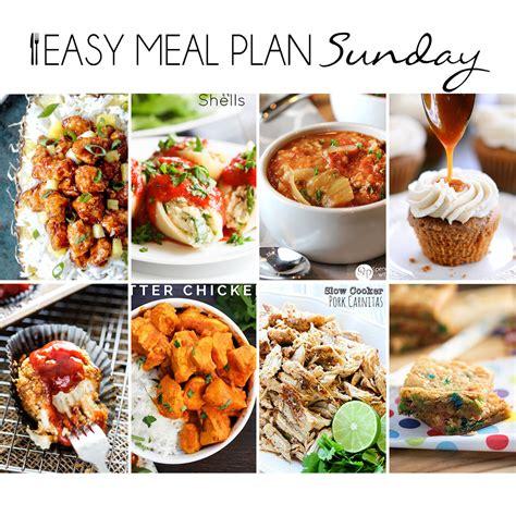 italian dinner menu plan easy meal plan 18