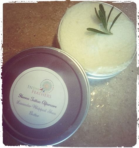 tattoo aftercare butter lavender retreat whipped shea butter henna tattoo