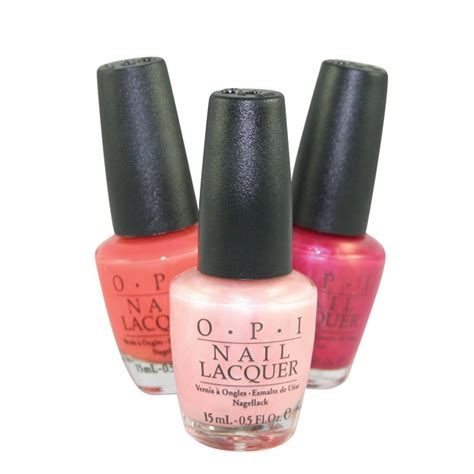 Opi Nail Lacquer by Opi Nail Lacquer Shespeaks Reviews
