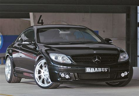 mercedes cl600 coupe 2006 brabus cl 500 brabus supercars net