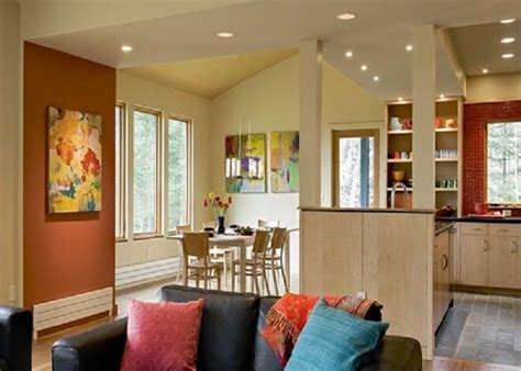 Pumpkin Spice Paint Living Room by Benjamin Spiced Pumpkin Wall Colors