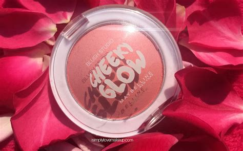 Maybelline Blush Ok Cheeky Glow Free Baby 7 must maybelline products for indian skin let us publish