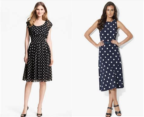 polka dot bridesmaid dresses rustic wedding chic