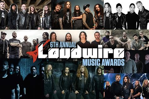 best metal bands vote for the best metal band of the year 6th annual