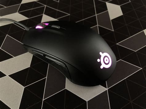 Steelseries Rival 110 steelseries rival 110 gaming mouse review ign