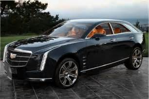 Two Cadillacs Cadillac Elmiraj Rendered As 4 Door Coupe And Lwb