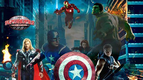 imagenes epicas de marvel superh 233 roes la exposici 243 n superh 233 roes marvel