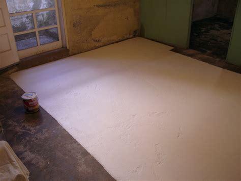 efflorescence basement floor kitchen backsplash glass tile