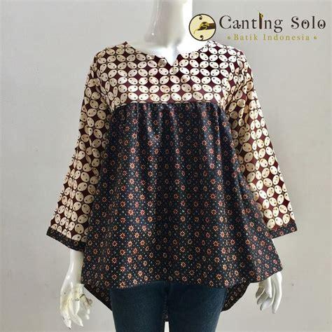 Blouse Kancing 7636 best i batik images on kebaya batik