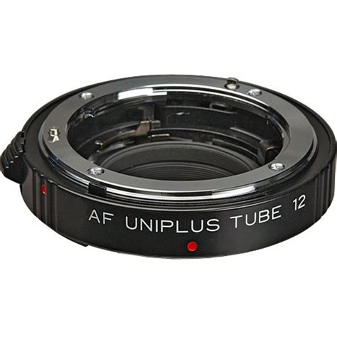 Extention For Sony Alpha A Mount kenko uniplus 12 extension for sony alpha unitube12dgm