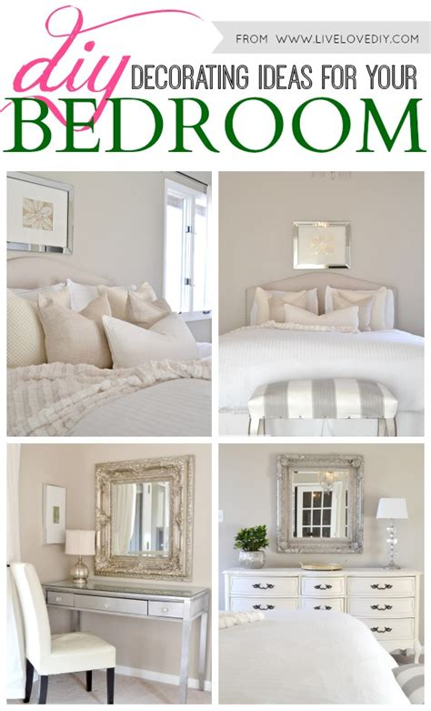 bedroom decorating ideas diy livelovediy diy decorating ideas for your bedroom